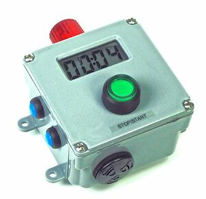 Waterproof Digital Timer For Industry