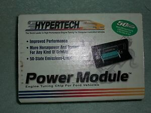 New Hypertech Power Module 640221 1994 Ford 250 350 460 Manual 5 Speed Truck