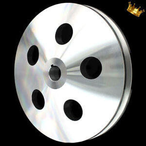 Billet Chevy Power Steering Pulley Keyway 1 Gr Bbc And Sbc Long And Short Pump