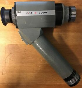 Fjw Find r scope 84499 Strong 1300nm Some 1550nm Response Dotted Tube 4407
