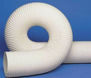 Ducting Hose 8 In Id 25 Ft L rubber Hi tech Duravent 2001 0800 3025