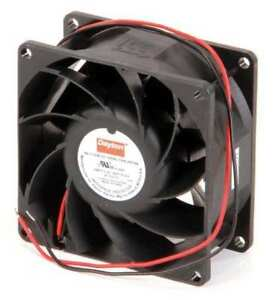3 1 8 Square Axial Fan 24vdc Dayton 2rth6