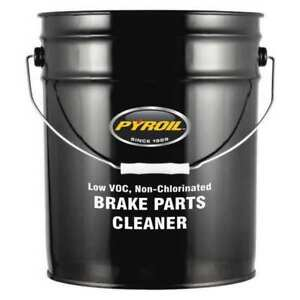 Brake Parts Cleaner pail 5 Gal Pyroil Pyncbpc5