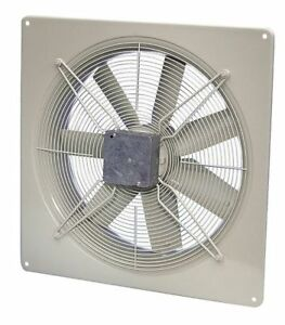 Exhaust Fan 115v 12 In 1208 Cfm Fantech Fade 12 4