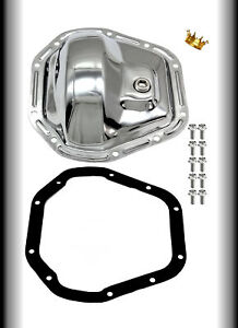 Chrome Dana 60 Rear End Cover Gaskets And Bolts Ford Dodge Chevy Differential