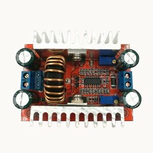 400w 15a Dc Step up Boost Converter Constant Current Power Supply Led Driver K9