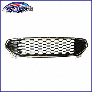 New Front Bumper Upper Grille Mustang Style Fit Ford Fusion 2013 2016 Ds7z8200ba