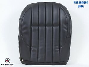 99 Jeep Grand Cherokee Limited Passenger Bottom Replacement Leather Seat Cover