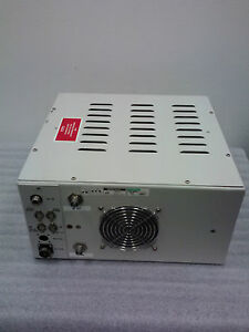 Sts Rf Match Unit Ac 1603 Low Frequency Automation