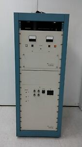 Plasma Therm Hfs 3000d Rf Generator Cabinet Included