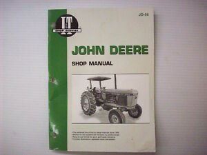 New It Manual John Deere 2840 2940 2950 Tractors Jd 56 Pm