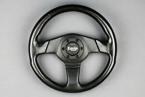 Authentic Rare Work Equip Steering Wheel By Personal Jdm