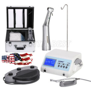 Dental Implant Surgical Brushless Motor With 20 1 Contra Angle Handpiece Azdent