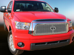 Upper Rivet Formed Mesh Grille Grill For Toyota Tundra 2007 2008 2009