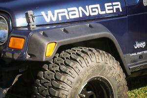 1997 1999 Jeep Wrangler Tj All Terrain Fender Flares 4 75