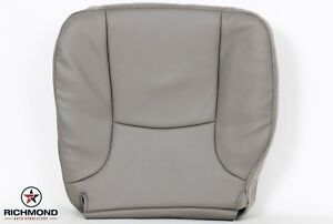 2004 Dodge Ram 1500 St Base Work Truck driver Side Bottom Vinyl Seat Cover Tan