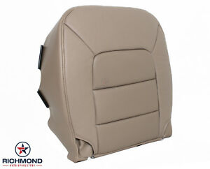 2006 Ford Expedition Limited Ac Driver Side Bottom Perf Leather Seat Cover Tan