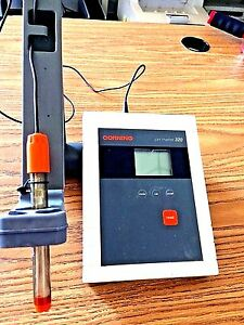 Corning Ph Laboratory Meter 320 W Probe