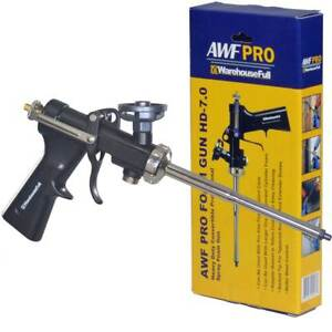 Heavy Duty Convertible Professional Spray Foam Gun