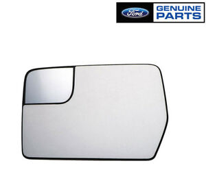 Oem Ford 2011 2014 Ford F 150 Driver Side View Mirror Glass W power Bl3z17k707d