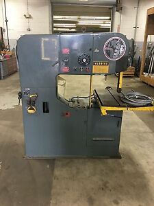 Do All 36 Vertical Band Saw