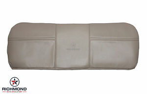 05 07 Ford F250 F350 Xl Service Utility Bed Bottom Bench Seat Vinyl Cover Tan
