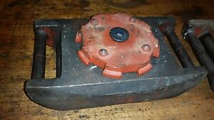 Multiton Ton Machinery Roller Skate Mover Dolly Dollies