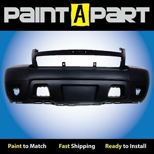 Fits 2007 Chevy Tahoe Front Bumper Gm1000817 Painted 8624 Olympic White