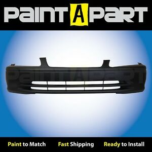 Fits 2000 2001toyota Camry Front Bumper Cover Premium Painted