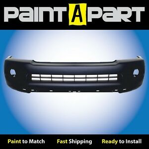 2005 2006 2007 Toyota Tacoma w Flares splrs Front Bumper premium Painted