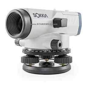 Sokkia B40 Automatic Level 24x Magnification 2017 Redesigned Model