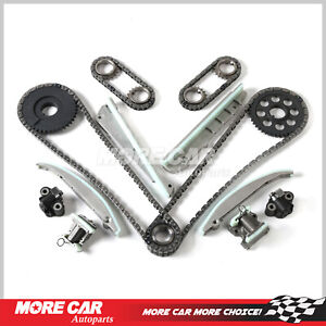 Timing Chain Kit Fit 03 05 Lincoln Aviator Mercury Ford Mustang 4 6l Dohc Intech