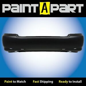 2006 2007 2008 Toyota Corolla s Rear Bumper Cover premium Painted