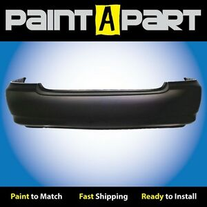 2006 2007 2008 Toyota Matrix W O Spoiler Rear Bumper Cover To1100207 Painted