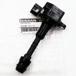 New Oem Nissan Ignition Coil Fits Frontier Pathfinder More 22448 8j115