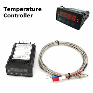 Digital Pid Temperature Control Controller With K Type Thermocouple Xmt7100