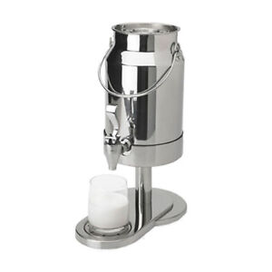 Vollrath 4635110 Somerville 5 Quart Milk Dispenser