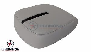 2007 2008 2009 2010 2011 2012 2013 Chevy Tahoe center Console Lid Cover Gray