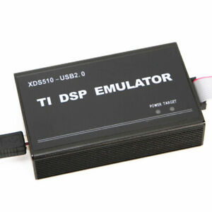 New Dsp Emulator Xds510 Plus Usb Jtag Programmer For Ti Dsp
