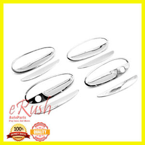 For 2001 2005 Buick Century 97 05 Park Avenue Chrome Door Handle Cover Covers Us