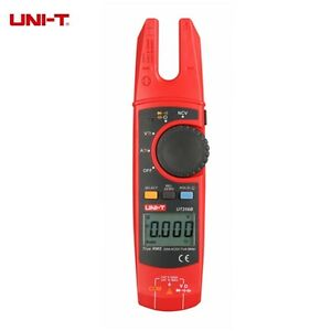 Uni t Ut256b Autorange 200a Ac dc Current True Rms Digital Fork Type Clamp Meter