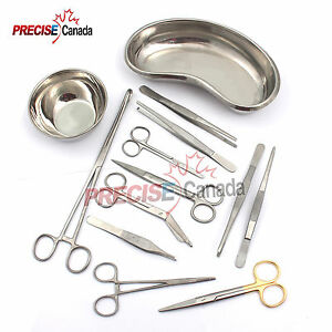 Dressing Set Surgical Dental Instruments ds 602