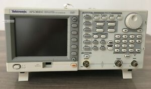 1pc New Tektronix Afg3021c 25mhz 1 Channel Arbitrary Function Generator 017