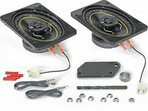 87 95 Jeep Wrangler Yj Kicker Replacement Dash Speaker Kit Yj Spkup