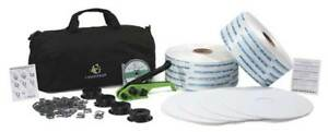 Strapping Kit polyester 1312 Ft L Caristrap 45wosk