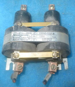 Mercury Switches 235no 120ah Mercury Contactor Coil 120v 90day Warranty