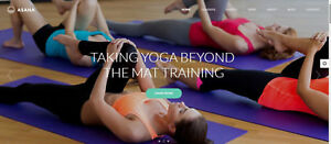 Design Web Website Gym Fitness Club Health Spa Your Own Mobile Friendly
