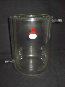 Ace Glass 5000ml 5l Jacketed Beaker For 7 16 Or 1 2 Id Tubing 5340 35