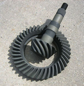 Gm 7 5 7 625 10 Bolt Chevy Ring Pinion Gears 3 55 Ratio New Rearend Axle
