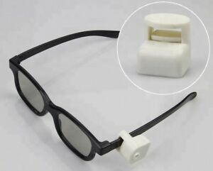 200 Pcs Eas Rf 8 2 Mhz Checkpoint Compatible Eyeglasses Optical Tag With Tool